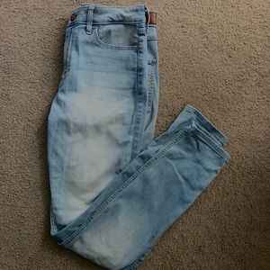 Hollister High Rise Super Skinny